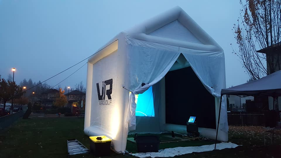 All-Weather Tent